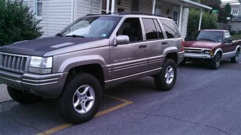 1998 Jeep Grand 5 9 Limited For Sale Purchase Used 1998 Jeep Grand 5 9 Limited Lifted