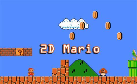 tutorial construct 2 mario 2d mario clone game tutorial unity3d c coffee break