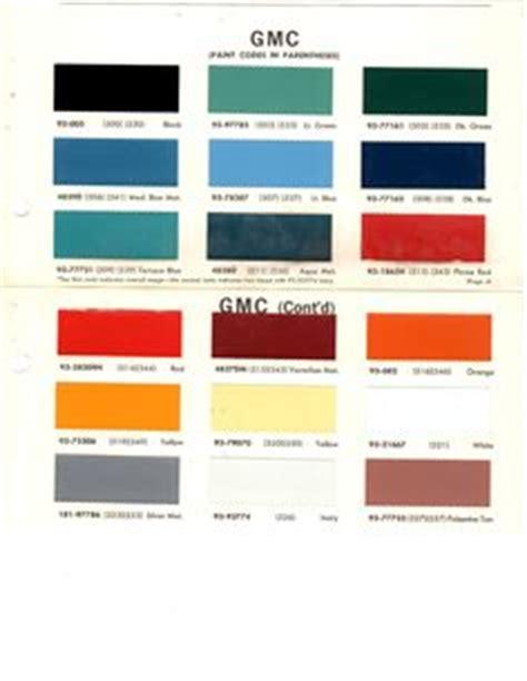 auto paint codes color chips paint codes gm auto paint colors codes