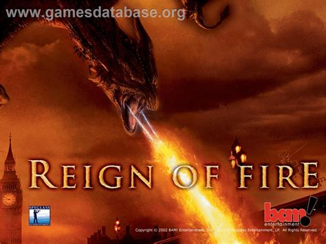 Reign Of Fire 2002 Film Reign Of Fire 2002 Movie