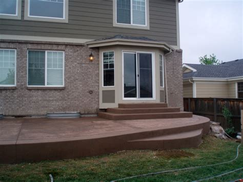 sted concrete patio aurora co