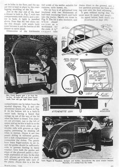 1939 Popular Homecraft Article