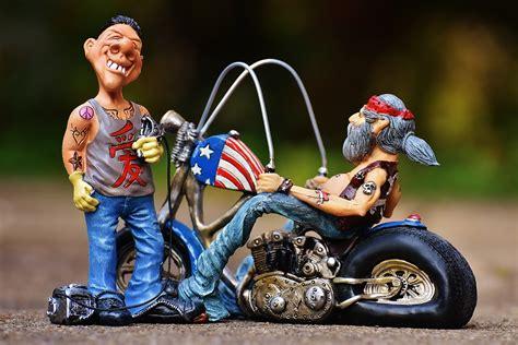 Komik Mc Figure By Masami Nagareda artist figures biker 183 free photo on pixabay