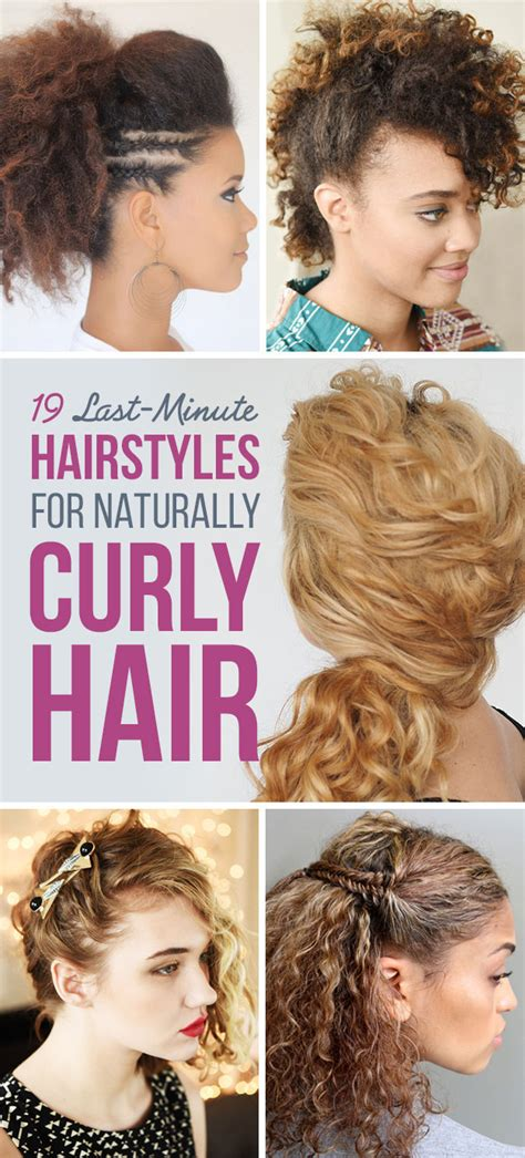 cute hairstyles buzzfeed 19 naturally curly hairstyles for when you re already