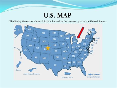 united states map rocky mountains rocky mountains on the us map usa maps us country maps