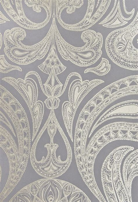 designer grey wallpaper uk powder room malabar wallpaper dark lilac grey wallpaper