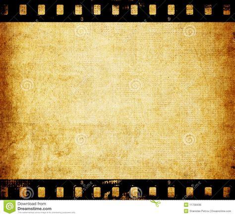 camera wallpaper border aged wallpaper with film strip border stock illustration
