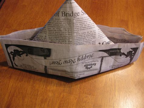 How To Make A News Paper Hat - i wear my newspaper hat the printed newspaper isn t as