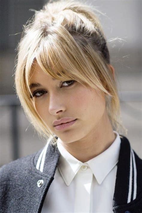 a frame hairstyles with bangs 71 insanely gorgeous hairstyles with bangs