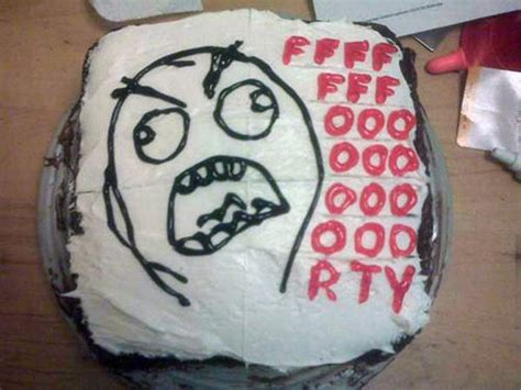 Meme Birthday Cake - 20 tasty meme cakes smosh