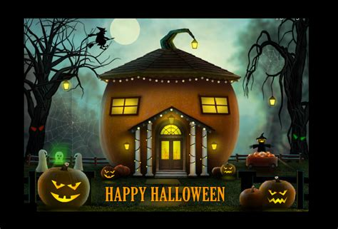 happy halloween   quotes wishes  messages   shared  friends  family