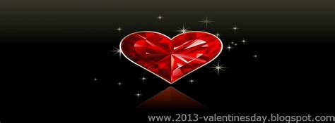 valentines cover photo valentines day black timeline cover pictures 2013