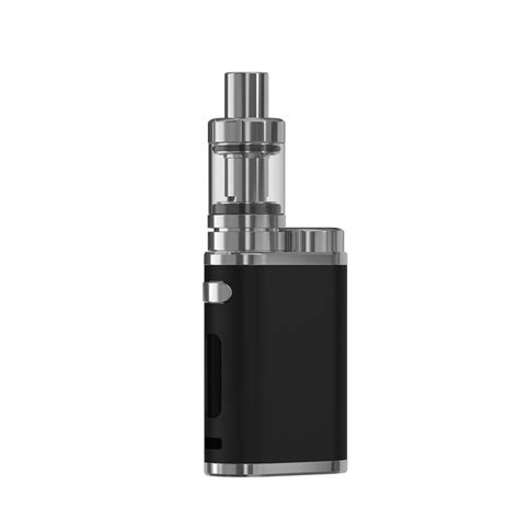 Istick Pico Mod Only Black Mod Vape Vapor istick pico 75w no battery