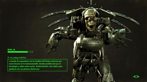 nuevas imagenes fallout 4 an 225 lisis de fallout 4 automatron a los mandosa los mandos
