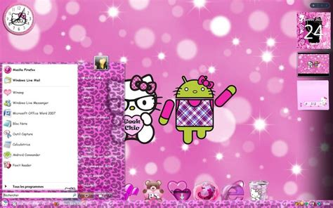 free hello kitty themes to download hello kitty geek nerd theme by ladypinkilicious on deviantart