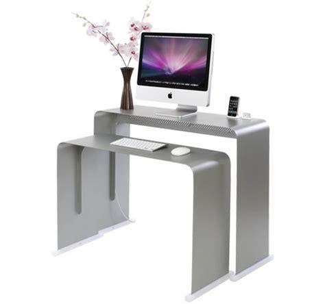 escritorios mac onelessdesk el escritorio de heckler design para tu mac