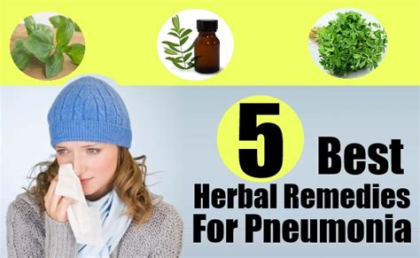 16 home remedies for pneumonia with diet