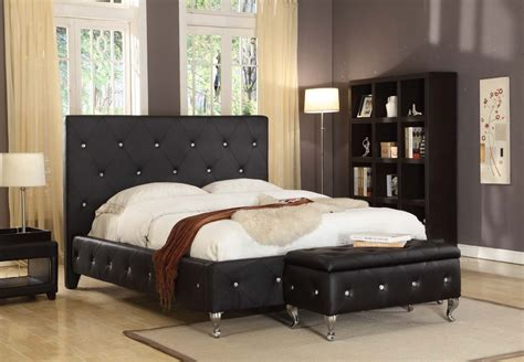 leather bedroom set black leather bedroom furniture raya furniture
