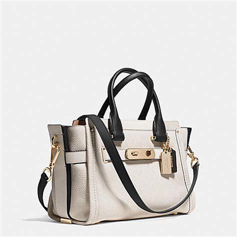 Coach Swagger 27 coach designer handbags coach swagger 27 carryall in