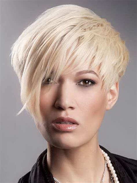 pre hair cuts semi short hairstyles for women