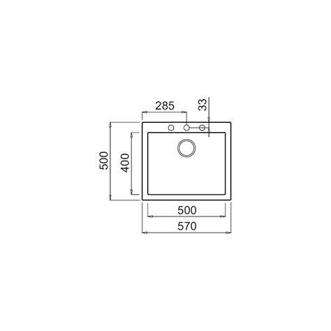 elleci lavelli cucina elleci lmq10578 quadra 105 lavello puntoinox