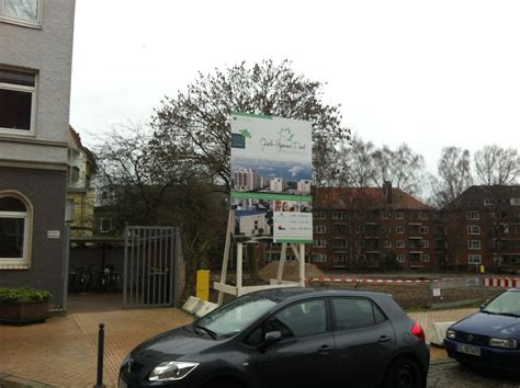 Bauschild Kiel by Kiel Gisela Hagemann Park S 252 Dfriedhof 47 We Fertig