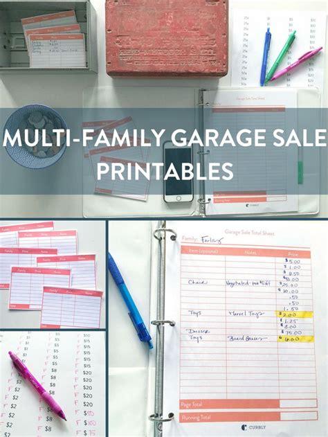 best 25 garage sale tips ideas on rummage