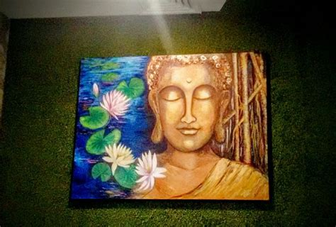 Best 25 Buddha Painting Ideas 25 Best Ideas About Buddha Painting On Buddha
