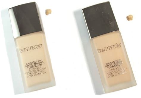 Mercier Candleglow Soft Luminous Foundation mercier candleglow soft luminous foundation