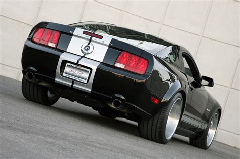 shelby american announces new wide kits for s197