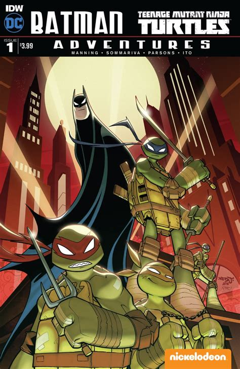 batman mutant turtles vol 1 batman mutant turtles adventures vol 1 dc