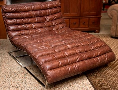 leather double chaise oviedo leather double wide chaise 187 gadget flow