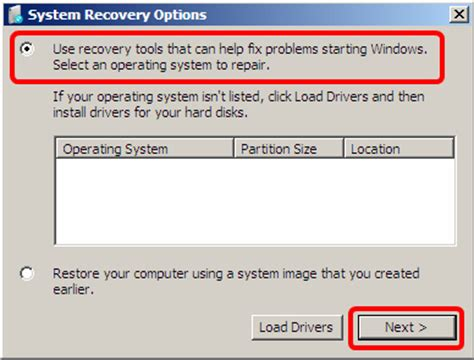 driver reset tool windows 7 guide for using windows 7 s startup repair tool other