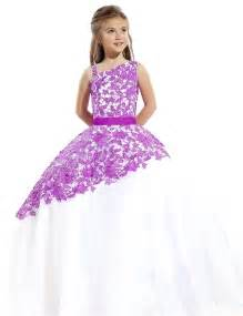pretty dresses aliexpress buy pretty 2016 communion dresses for scoop pageant