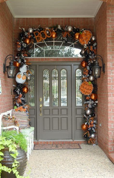 halloween front door decorations  youll love
