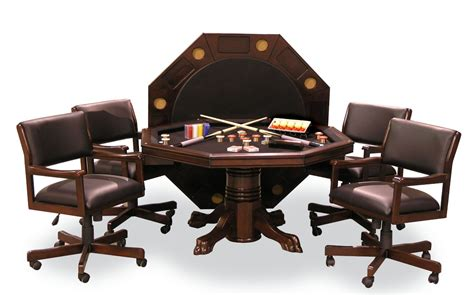 3 table and chairs tables and chairs 3 in 1 dining top card table