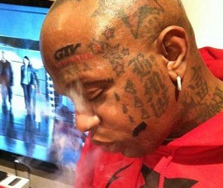 tattoo chest price birdman receives trukfit grand touring vodka tattoos