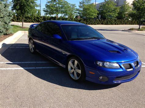 Pontiac Blue by 2006 Pontiac Gto A4 Impulse Blue Blue Interior Stock Ls1tech