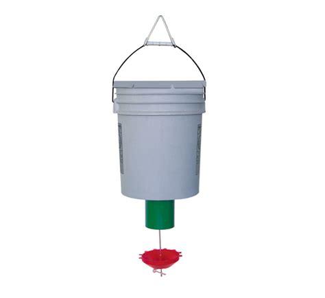 Feeders Pet Supply Sikeston Mo Lot Of 8 Peck O Matic Demand Bird Feeder Kit 50