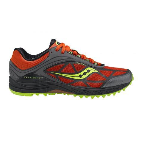 running shoes minimalist peregrine 3 minimalist trail running shoes orange black