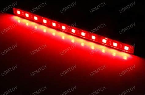 led brake and turn signal light led bar for brake light and left or right turn signal