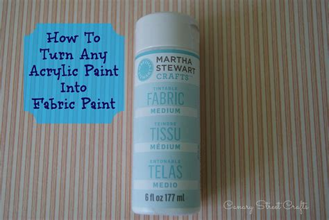 painting upholstery with acrylic paint how to turn any acrylic paint into fabric paint