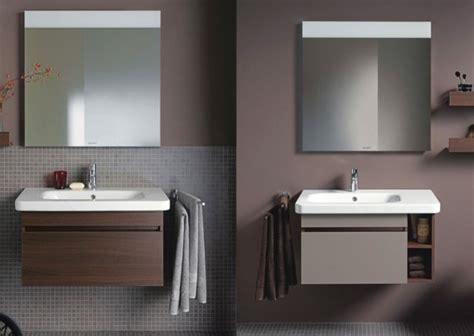 Mirror Ideas duravit meuble salle de bain