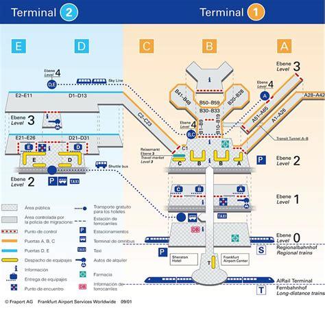 aeropuerto de frankfurt salidas aeropuerto de frankfurt alemania