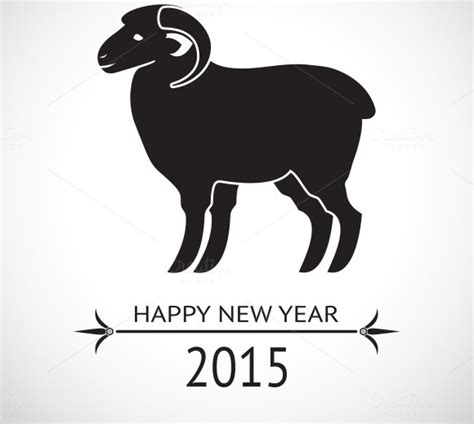 new year sheep images new year sheep icons on creative market
