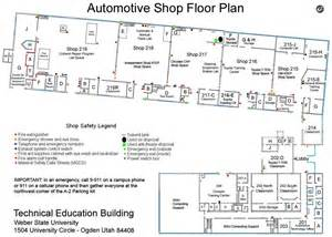 automotive shop floor plans home ideas