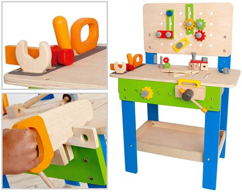 childrens wooden work bench best toddler workbench for your child reviews