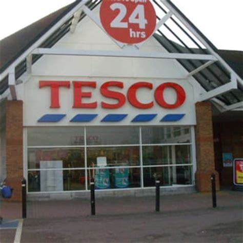 tesco stores grocery london road buckingham united