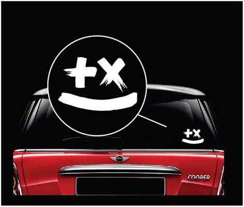 martin garrix vinyl car decals martin garrix edm rave plur sticker custom