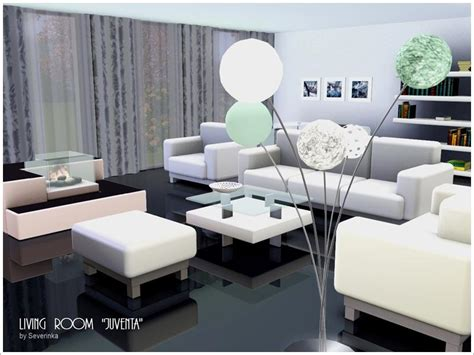 Sims 3 Living Room Sets Severinka S Livingroom Juventa